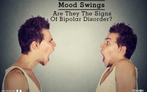 Mood swings- Are They The Signs Of Bipolar Disorder?